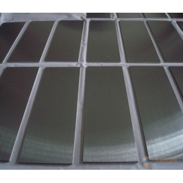 99.95% High Purity Tungsten sheet for Sale