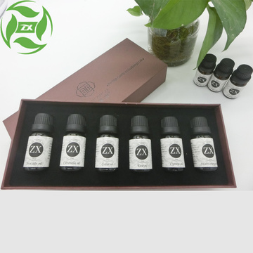 Pure Natural Essential Oil Sets For Aroma