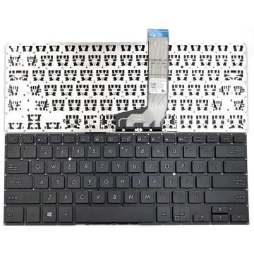 New For ASUS Vivobook 14 X405 X405U X405UA X405UQ X405UR S4000U Series Laptop Keyboard US Black