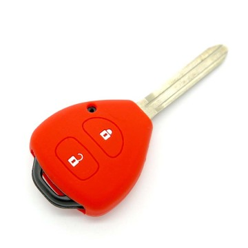 toyota car remote key cover case