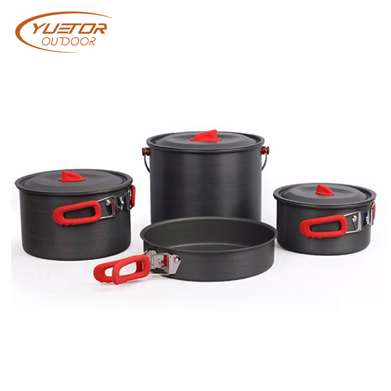 camp kitchen Pot