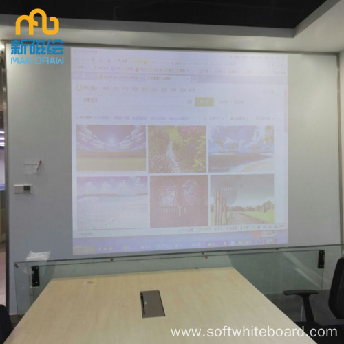 Whiteboard Presentation Ideas Peel And Stick Projection Film