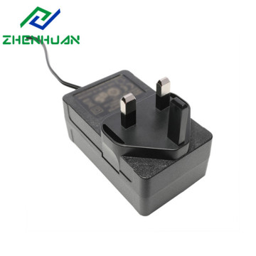 220V tot 9V 3000mA UK Power Adapter CCTV
