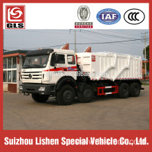 North Benz Fracturing sand tank truck 8*4