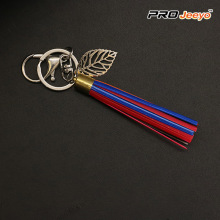 Mixed Color USB Charging Cable Connector Keyring