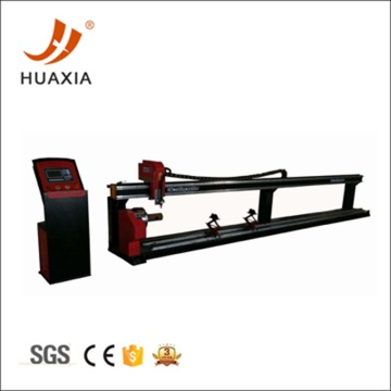 CNC plasma steel tube cutting machine