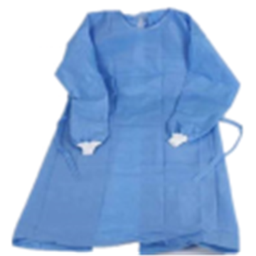 Hospital Aami Level 2 Disposable Isolation Gown