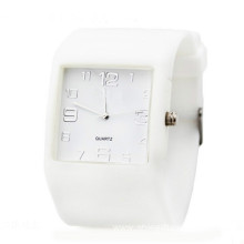 New Arrival Kids Rubber Jelly Wrist Watch