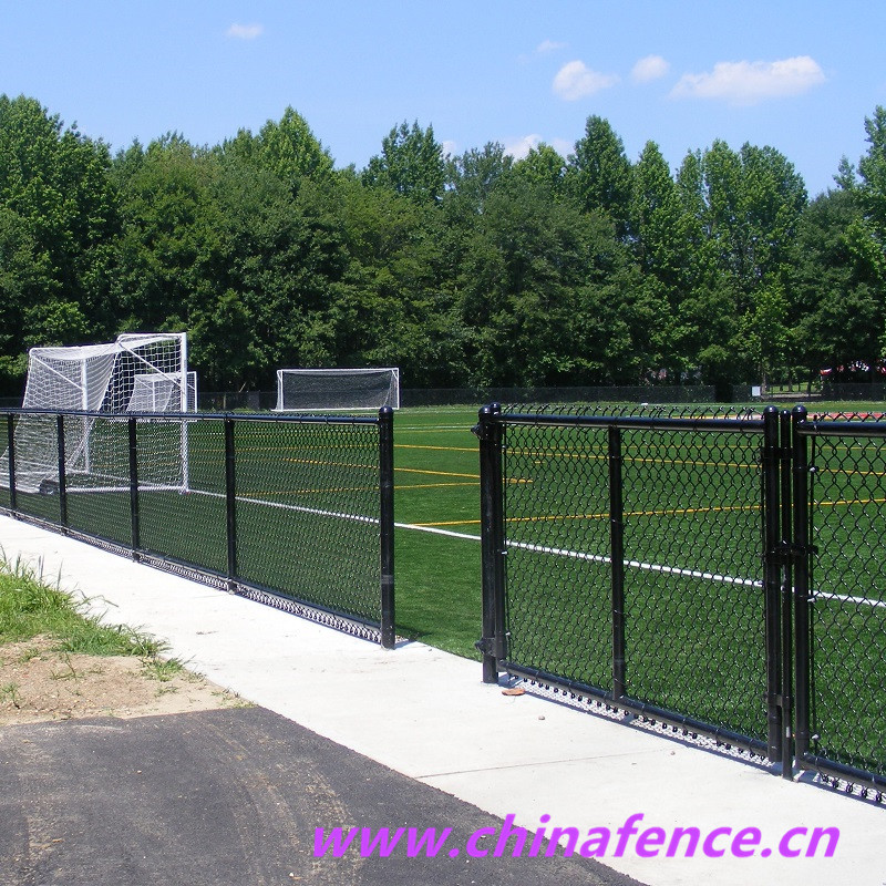 Chain Link Fence Decorative