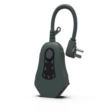 3 Outlets Outdoor Remote Control