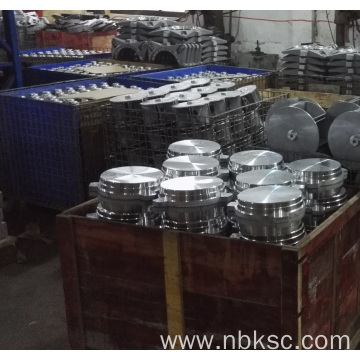 Aluminum Sand Casting Foundry Die Cast Parts