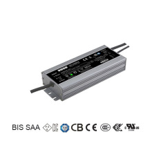 200W Active PFC Dimmable Rectangular LED Power Supply