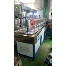 coating glass bottle machine