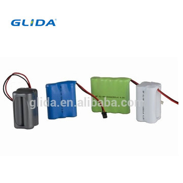 ni-cd aa 700mah 4.8v battery cell PACK