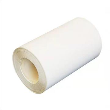 PE puncture resistant thermally stable polymer cross film