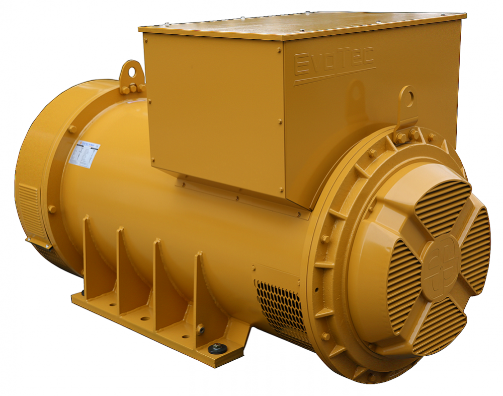 1000kw Marine Lower Voltage Alternator