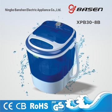 Hot Sell Single Tub Mini 3KG Washing Machine