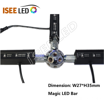 DMX Led Linear Bar Light RGB Lighting