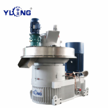 Yulong 132KW Timber Pellet Machine