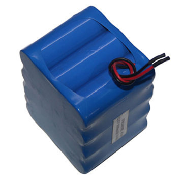 18650 2S6P 7.4V 21Ah Lithium Ion Battery Pack