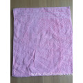 100% cotton hand towel with border