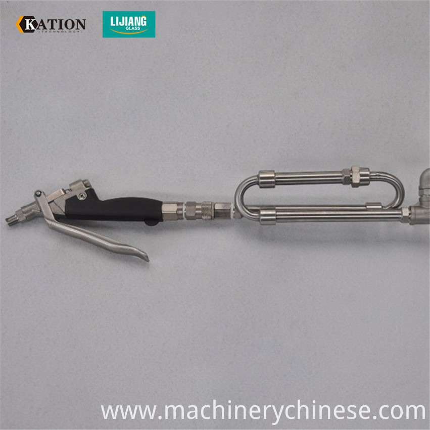 Two Component Sealant Extruder 6