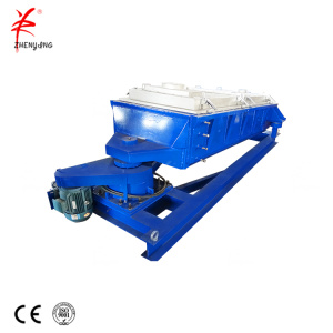 Sugar Gyratory Vibrating Screen Rubber Ball Cleaning Sieve