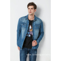 Mens Cotton Denim Shirt
