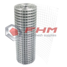 18 Gauge Galvanized After Welding Welded Wire Mesh