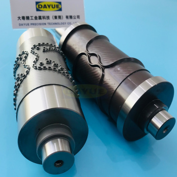 Mask machine parts KF94 cutter and knife roller