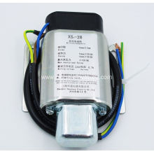 XS1-28 AC Electromagnet for MRL Elevator Speed Governors