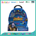 MARVEL AVENGERS carry paint set