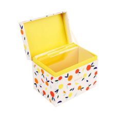 Custom Luxury Rigid CNYK Printed Gift Paper Box