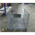 hot dip galvanized steel cage