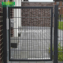 PVC Coated Galvanized Welded Single Gate Fence Gate