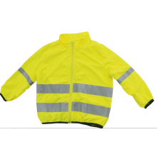 Highly Visible Reflective Safty Jacket For Kids