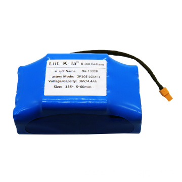 Balancing Lithium Battery Pack  Fits 6.5""