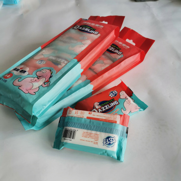 Disposable Bamboo Wipes with Low Cost for Baby