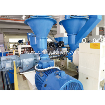 LLDPE Cast Miqe wrapping Film Machine