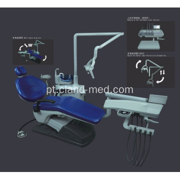 Bom Preço Clinical Dental Chair Unit for Sale