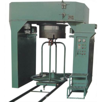 Vertical Drop Wire-drawing Machine