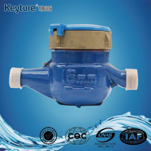 Rotary Vane Multi Jet Wet Water Meter