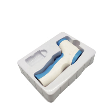 White Plastic Packaging Blister Electronic Thermometer Tray