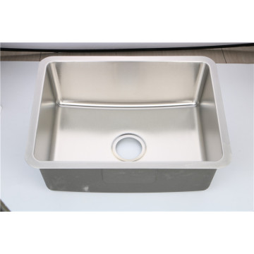 Hot sell  Factory supply stainless steel single sink