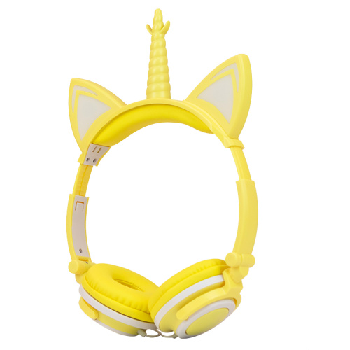 Over Ear Headphones Wholesale for Children Christmas Gift