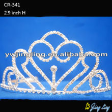 Wholesale cheap small pageant crown for kids