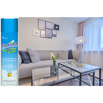 aerosol living room multi purpose cleaner spray disposable
