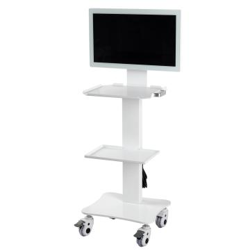 Mobile cart cabinet for clinic