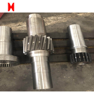 Carbon Steel Solid Shaft