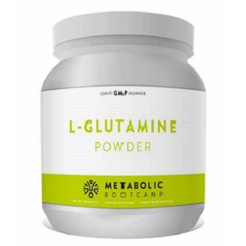 where does l glutamine come from